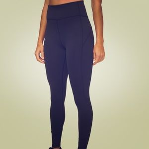 "Lululemon In Movement Tight 28"" Everlux"